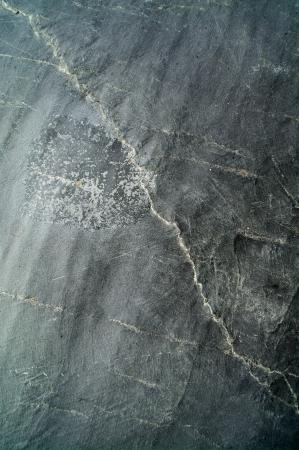 Pizarra gris con textura y acabado agrietado Foto de archivo - 14872865