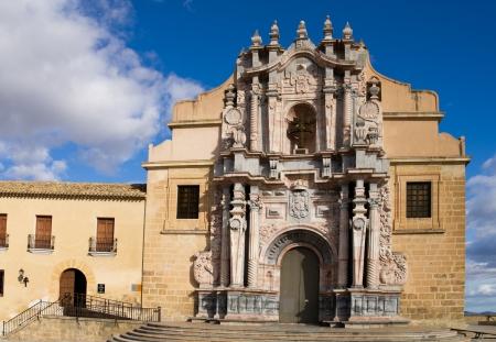 Caravaca De La Cruz, lugar de peregrinación cerca de Murcia, en España Foto de archivo - 17819023