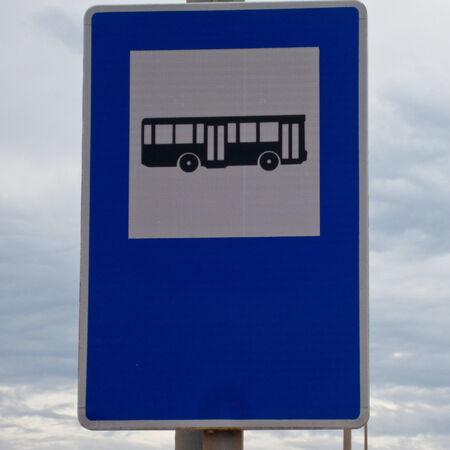 spainish: road narrows road sign on Spainish roadside