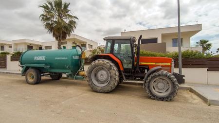 Masey Ferguson tractor