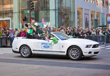 NEW YORK, NY, USA MAR 17:  John T. Dunleavy, Chairman-Director