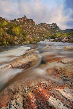 River in the Cederberg