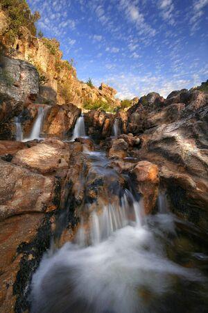 River in the cederbarg