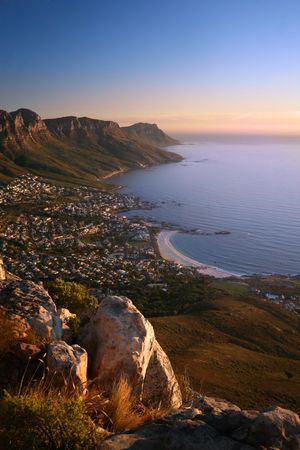 Camps bay lookout