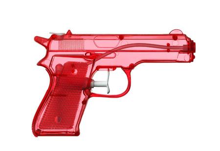 Red Water Pistol photo