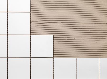 Tile Adhesive and tiles