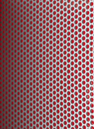 wire mesh: Red Wire Mesh Background