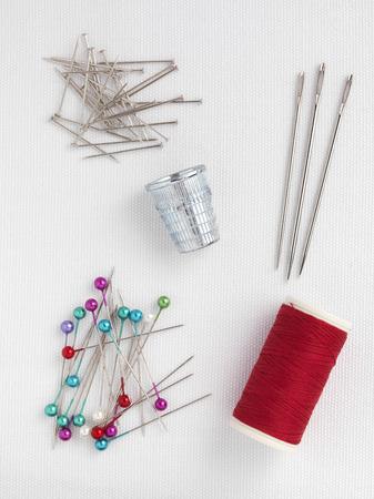 kit de costura: Costurero sobrecarga