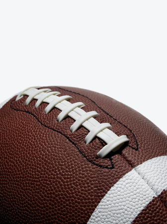 Football on White photo
