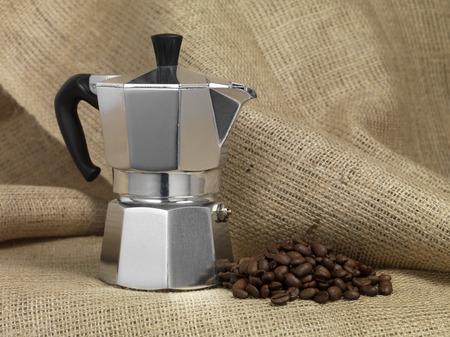 Italian Coffee Machine photo