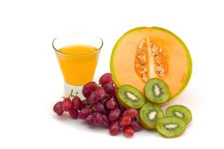 heathy: Ingredients for a heathy meal Stock Photo