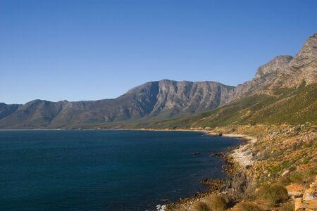False Bay coast, South Africa Stock Photo