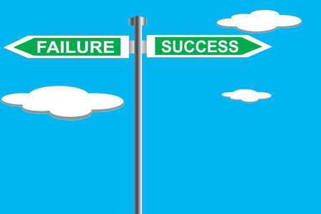 Success & failure Vector