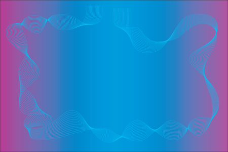 Wavy background Vector