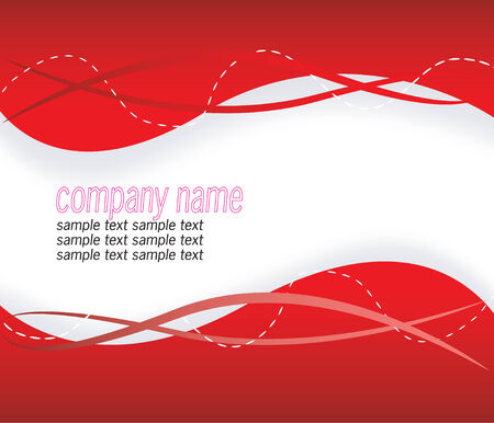 Abstract background vector with space to include text