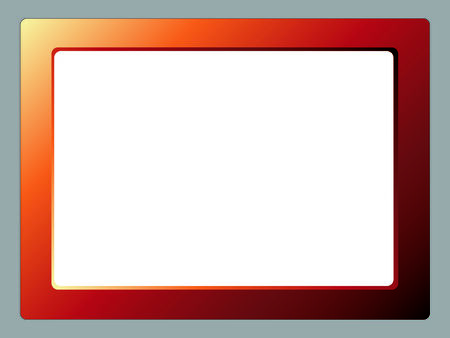 Picture frame Stock Vector - 6789166