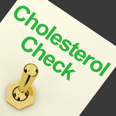 screening: Cholesterol Check Switch On As Check For Hdl Level