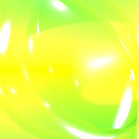 vibrance: Fresh Yellow And Green Abstract Background Showing Vibrance And Vitality