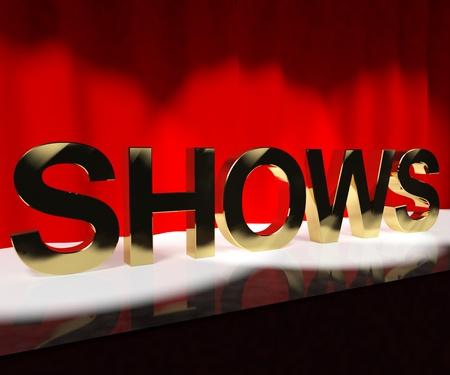 live entertainment: Mostra Word On Stage Risultati concerto Or Spettacolo dal Vivo
