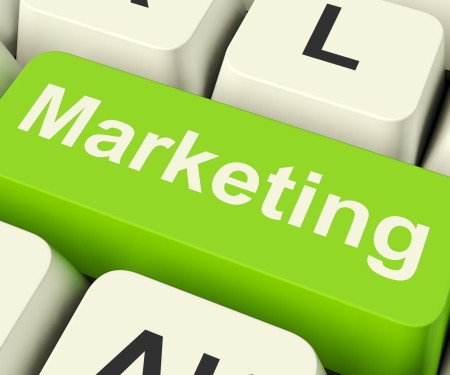 Online Marketing Key Can Be Blogs Websites Social Media Or Email Lists photo