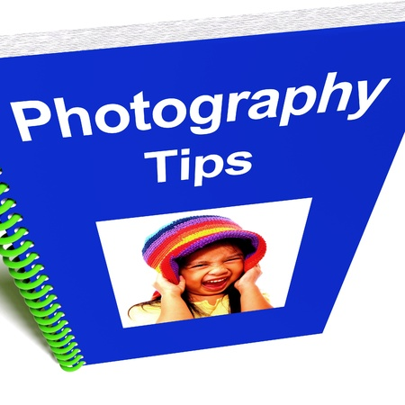Photography Tips Book For Photographic Guidance photo
