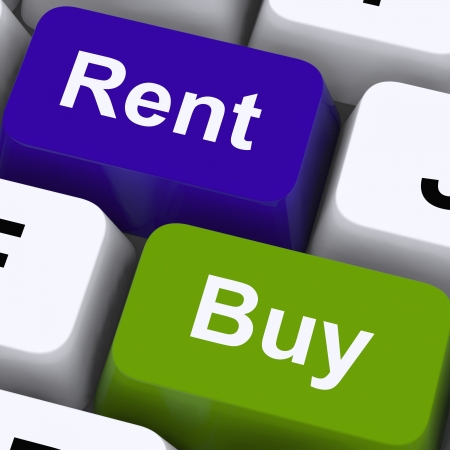 Rent And Buy Keys Show House Purchase Or Rental photo