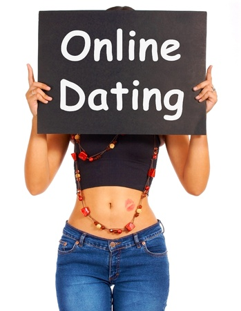 Online Dating Board Showing Web Romances photo