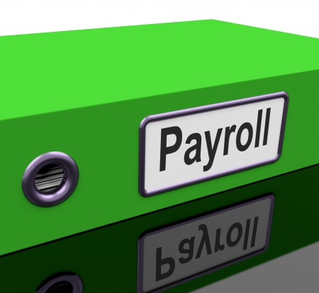 payroll: Payroll File Containing Employee Timesheet Records