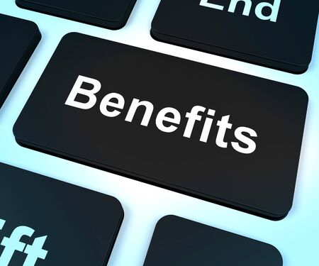 perks: Benefits Key Shows Bonus Perks Or Rewards