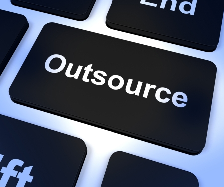 offshoring: Outsource Key Shows Subcontracting And Freelance