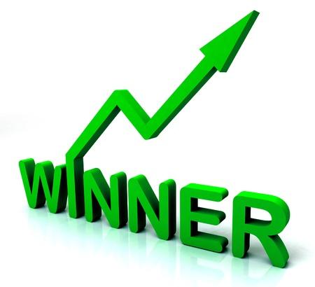 successes: Vincitore Parola Verde Mostro Successi e Vittoria