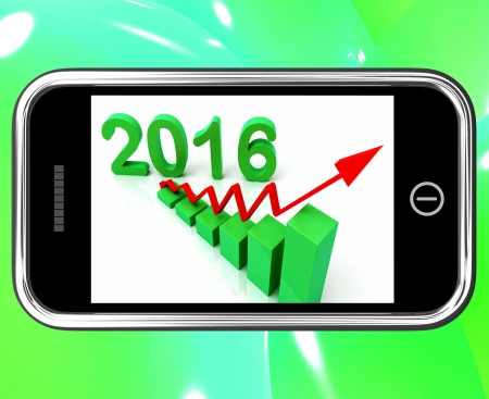 expected: 2016 Statistics On Smartphone Showing Expected Growth And Increase