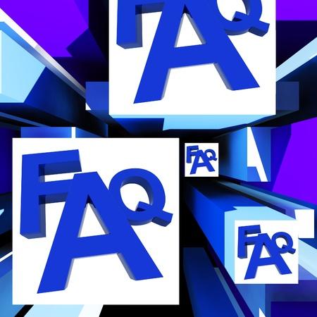 inquiries: FAQ On Cubes Shows Advice And Inquiries