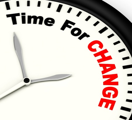 revision: Time For Change Means Different Strategy Or Vary