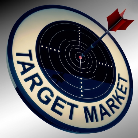 targeted: Target Market Means Aiming Strategy At Consumers Targeted