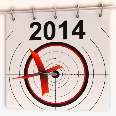 the future growth: 2014 Target Meaning Future Growth Goal Projection