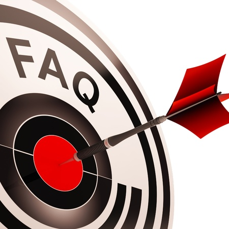 inquiries: FAQ Showing Assistance And Support Through Questions Asked
