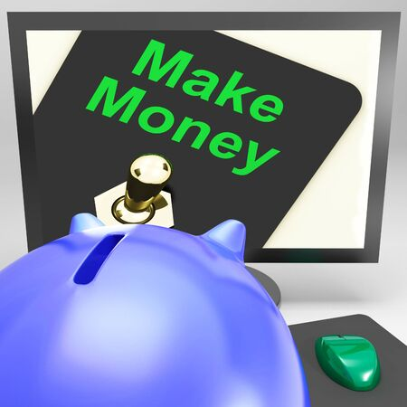 make an investment: Make Money On Monitor Shows Investment Guide And Business Advices