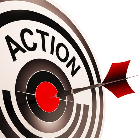proactive: Action Meaning Acting Motivation Active Or Proactive
