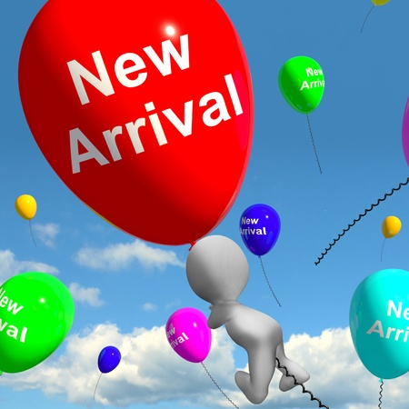 new arrival: New Arrival Balloons Shows Latest Products Collection