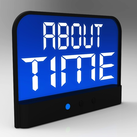tardiness: About Time Clock Shows Late And Tardiness