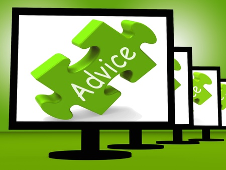recommendations: Advice On Monitors Shows Public Guidance Or Recommendations