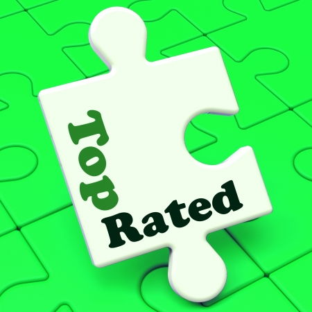 ranked: Top Rated Puzzle Showing Best Ranked Special Product