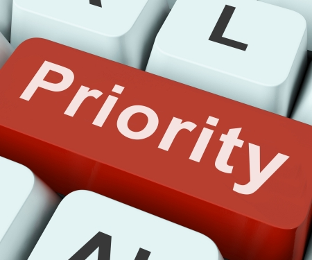 precedence: Priority Key On Keyboard Meaning Preference Greater Importance Or Primacy