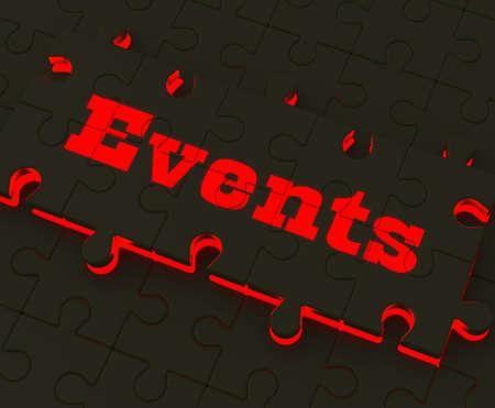 occasions: Events Puzzle Meaning Occasions Events Or Functions