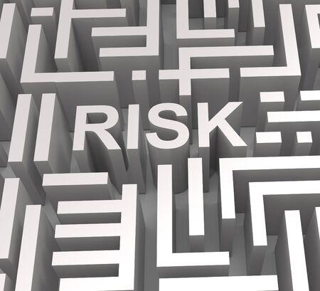 kockázatos: Kockázatos Maze mutatja Dangerous Instabil vagy kockázati