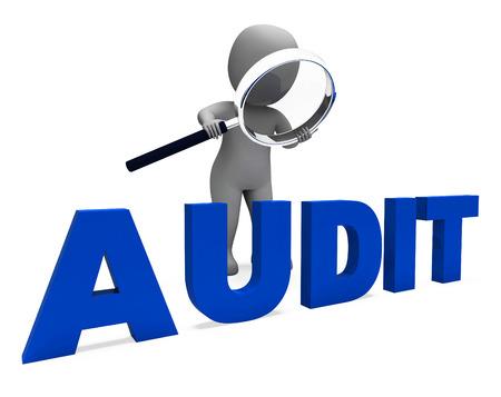 Audit Karakter Betekenis Validatie accountant of toetsing
