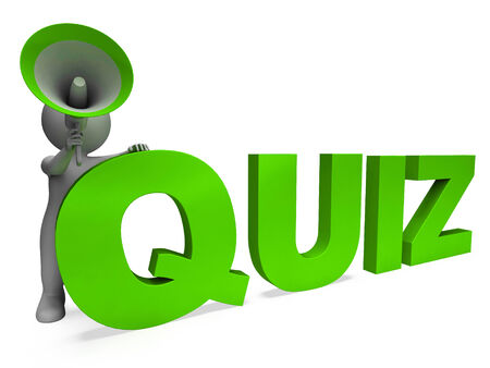 Quiz Character Meaning Test Questions Answers Or Questioning photo