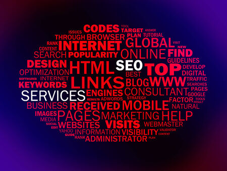 the optimizer: Seo Services Showing Websites Search Engine Optimization Or Optimizing Service