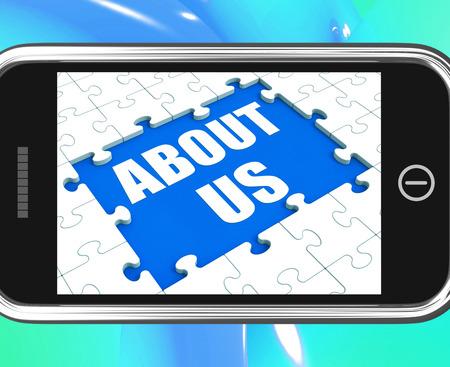 Quiénes somos Tablet Mostrando Contactar And Company Sección Filosofía